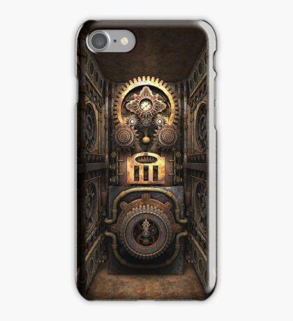Infernal Steampunk Vintage Machine #4 phone cases iPhone Case/Skin