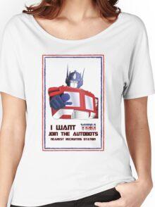 Prime Propaganda Women's Relaxed Fit T-Shirt