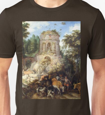 an incredible Egypt landscape Unisex T-Shirt