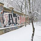 Berlin in the snow, 09 by Elsa Thorp