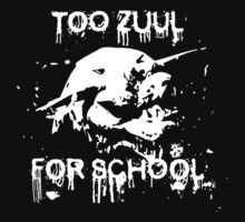 Too Zuul for School by InkRain
