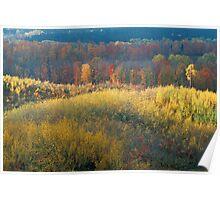 Autumn in Joy Valley Poster