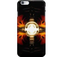 """Abstract Design """"Into the Light iPhone Case/Skin"""