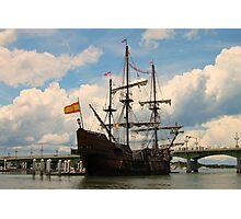 A Pirates Way Photographic Print