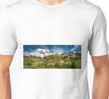 Mt. Rainier Unisex T-Shirt