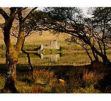 Kilchurn Castle II, Scotland Photographic Print