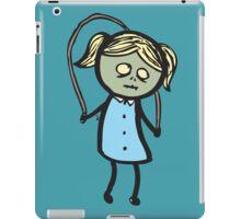 Zombie Skip iPad Case/Skin