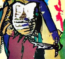 Warrior Tokki Sung Sticker