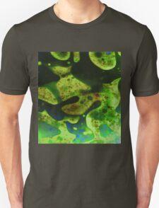 Green plasma liquid light art T-Shirt