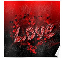 Red Love Poster