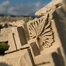 Stone Capital, Amathus, Cyprus by Matthew Walters