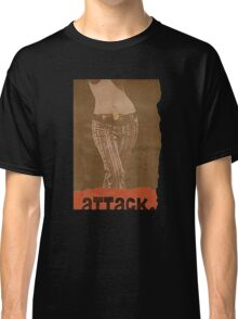 attack. Classic T-Shirt