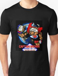 Captain Brown: Leader of the Super Bears T-Shirt