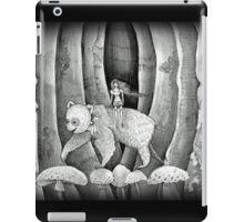 The Wondering Bear iPad Case/Skin
