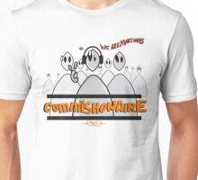 Commishonaire Martians  Unisex T-Shirt