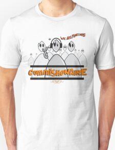 Commishonaire Martians  T-Shirt