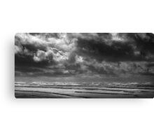 Pacific Ocean Storm Canvas Print