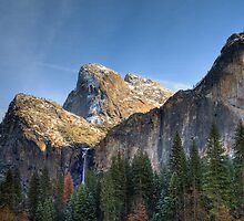 Bridalveil Falls by Nickolay Stanev