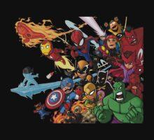 Superhero Act Kids Clothes