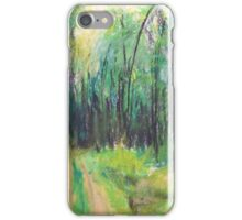 Wald (pastel) iPhone Case/Skin