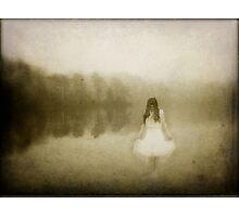 Phantom of The Lake Photographic Print