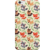 The Happy Forest Friend iPhone Case/Skin