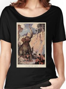 The Trail Book by Mary Hunter Austin art Milo Winter 1918 0010 Arr rr ump Women's Relaxed Fit T-Shirt