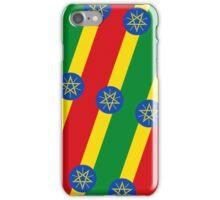 ETHIOPIA-2 iPhone Case/Skin