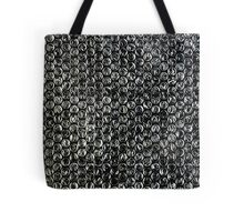 Bubble Wrap Packing Material Texture Tote Bag
