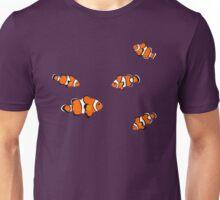 Fish: Clown Fish Unisex T-Shirt