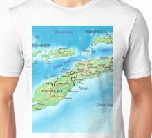a beautiful Timor-Leste landscape Unisex T-Shirt