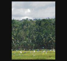 a desolate Timor-Leste landscape Baby Tee
