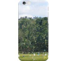 a desolate Timor-Leste landscape iPhone Case/Skin