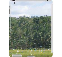 a desolate Timor-Leste landscape iPad Case/Skin