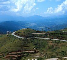 a large Timor-Leste landscape by beautifulscenes