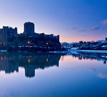 Pembroke Castle by Mark Robson