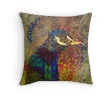 so vain Throw Pillow