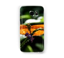 sunning his wings Samsung Galaxy Case/Skin