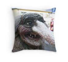 My New Friend Throw Pillow