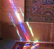Islamic beauty. Iran. Close-up by Yulia Manko