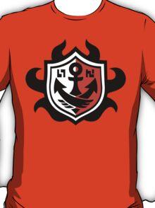 Splatoon SquidForce Ranked Battle Shield T-Shirt