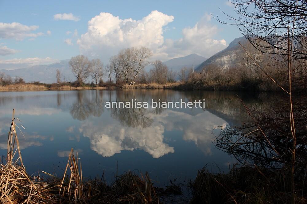 Reflections by annalisa bianchetti