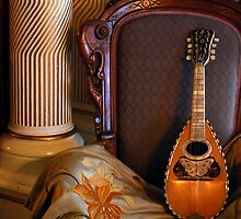The Mandolin by Mikeinbc1