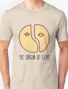 The origin of love T-Shirt