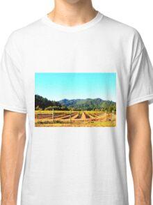 Vineyards Sonoma County Classic T-Shirt