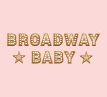 Broadway Baby One Piece - Long Sleeve