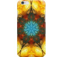 """Sun Strip"" - fractal art iPhone Case/Skin"