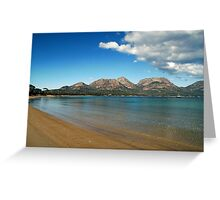 Freycinet National Park Greeting Card