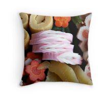 O-sechi, Japanese Layer #2 - Close Throw Pillow