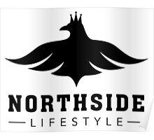 NSL White Bird Poster